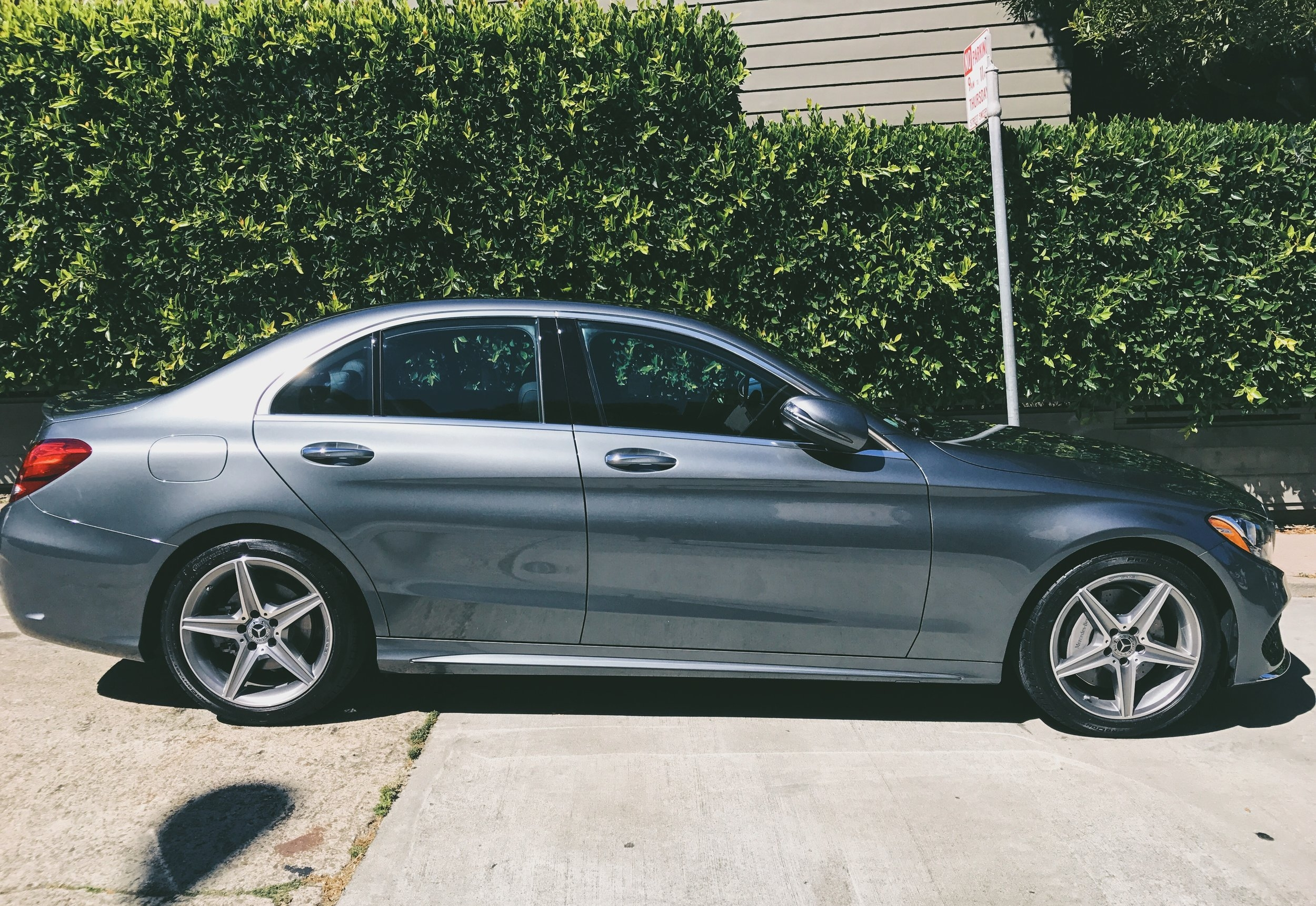 Personal Chauffeur - All-day,anywhere you want to go.You don't have to deal with aggressive traffic and parking in the city. Enjoy the sightseeing and relax in a luxury C300.