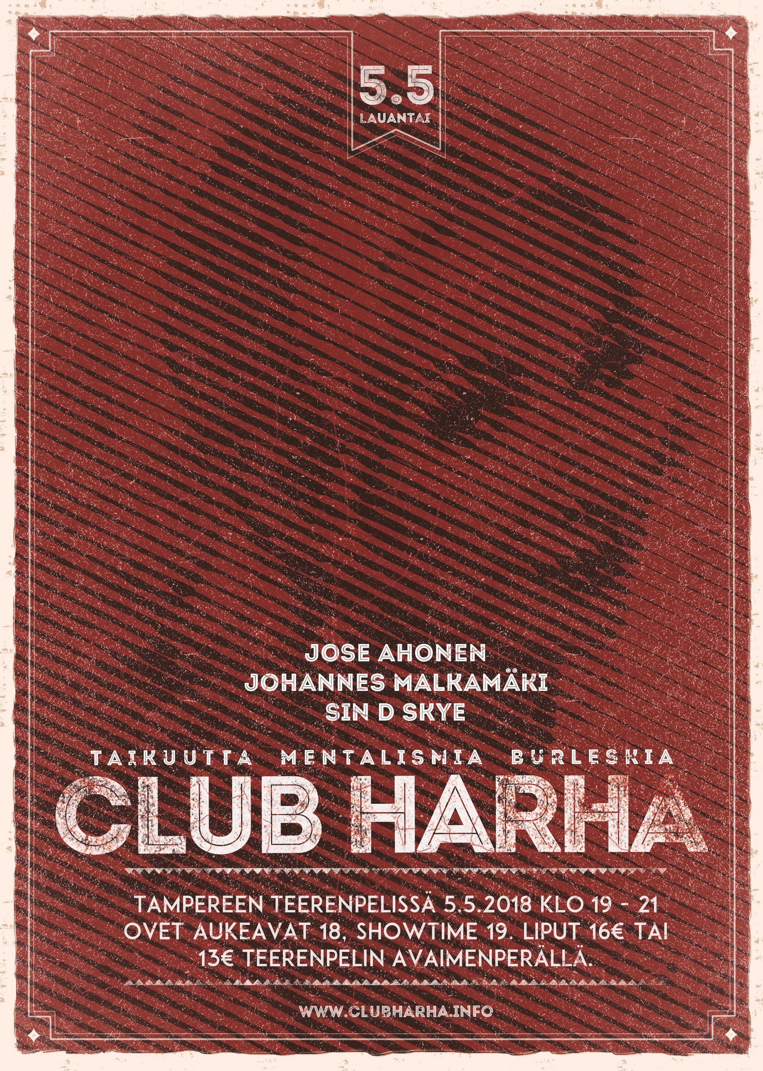 club harha taikuri mentalisti