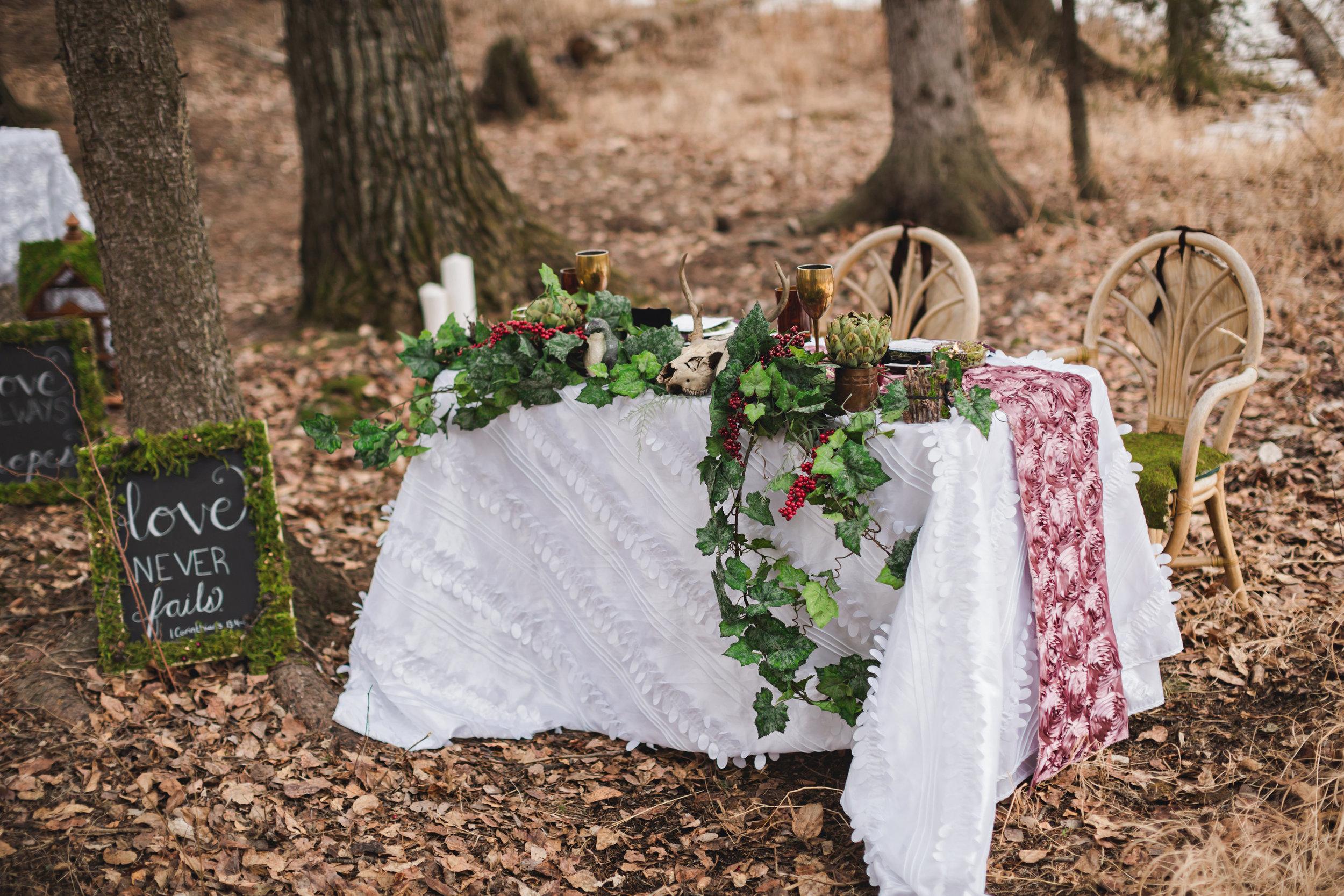 Snow White & Huntsman Concept Photo Shoot