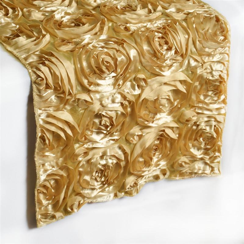 Gold Rosette