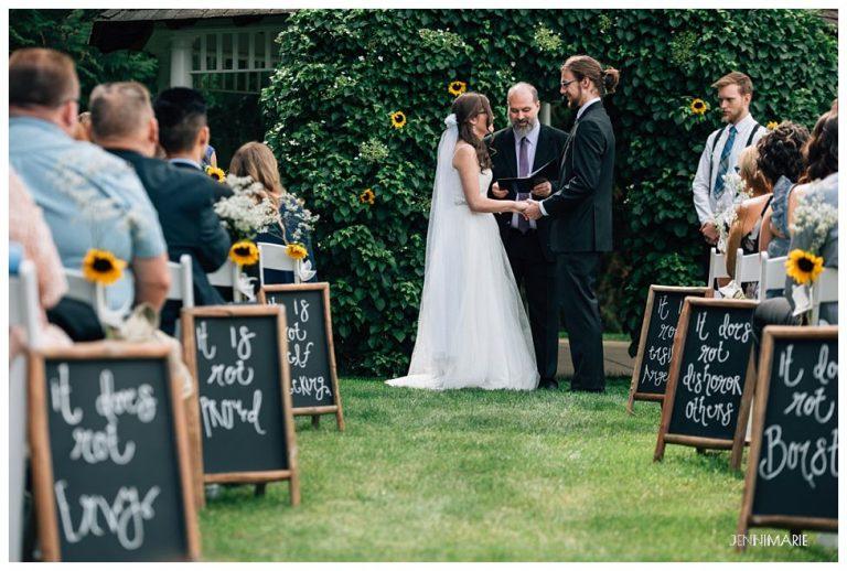 Emily & Erics Wedding