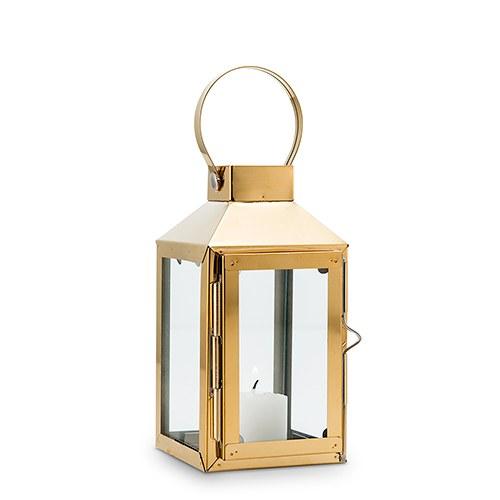 Small Gold Lanterns