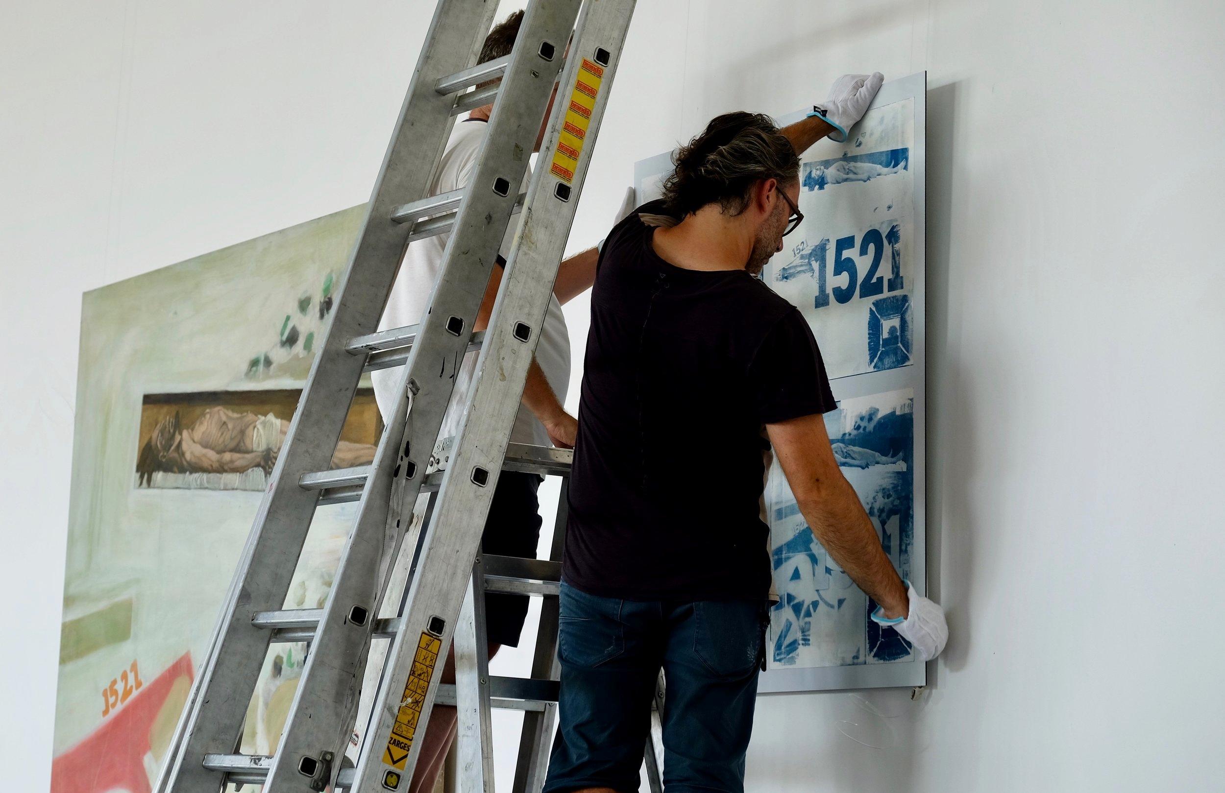 Opening: 10 augustus om 17.00 uur   Duur expositie: 13 augustus t/m 14 december 2018  Openingstijden: ma-vr, 09.00-17.00 uur  Waar: Stadhuis Heerlen  Adres: Raadhuisplein 1, 6411 HK HEERLEN  Entree: Vrije toegang  Meer info:    schunck.nl