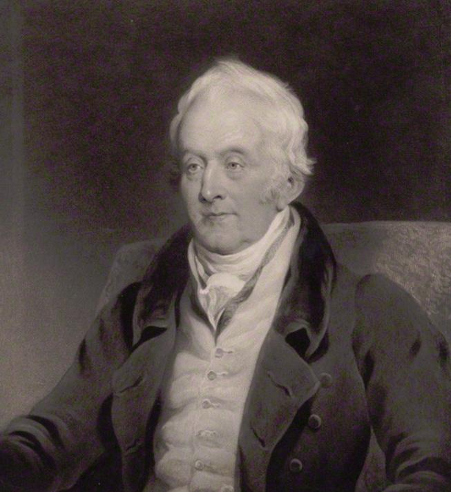 John Westcar by Charles Turner, 1812