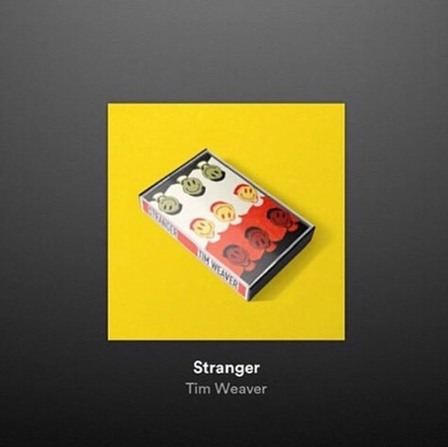 My friend @timweavermusic keeps making killer tunes. Glad to help. Listen on Spotify.