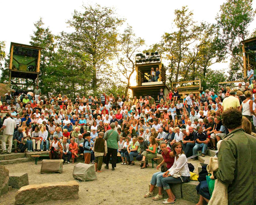 Brottet Amfi markerer 10-års jubileum til sommeren. Dette foto: Brotte Amfi