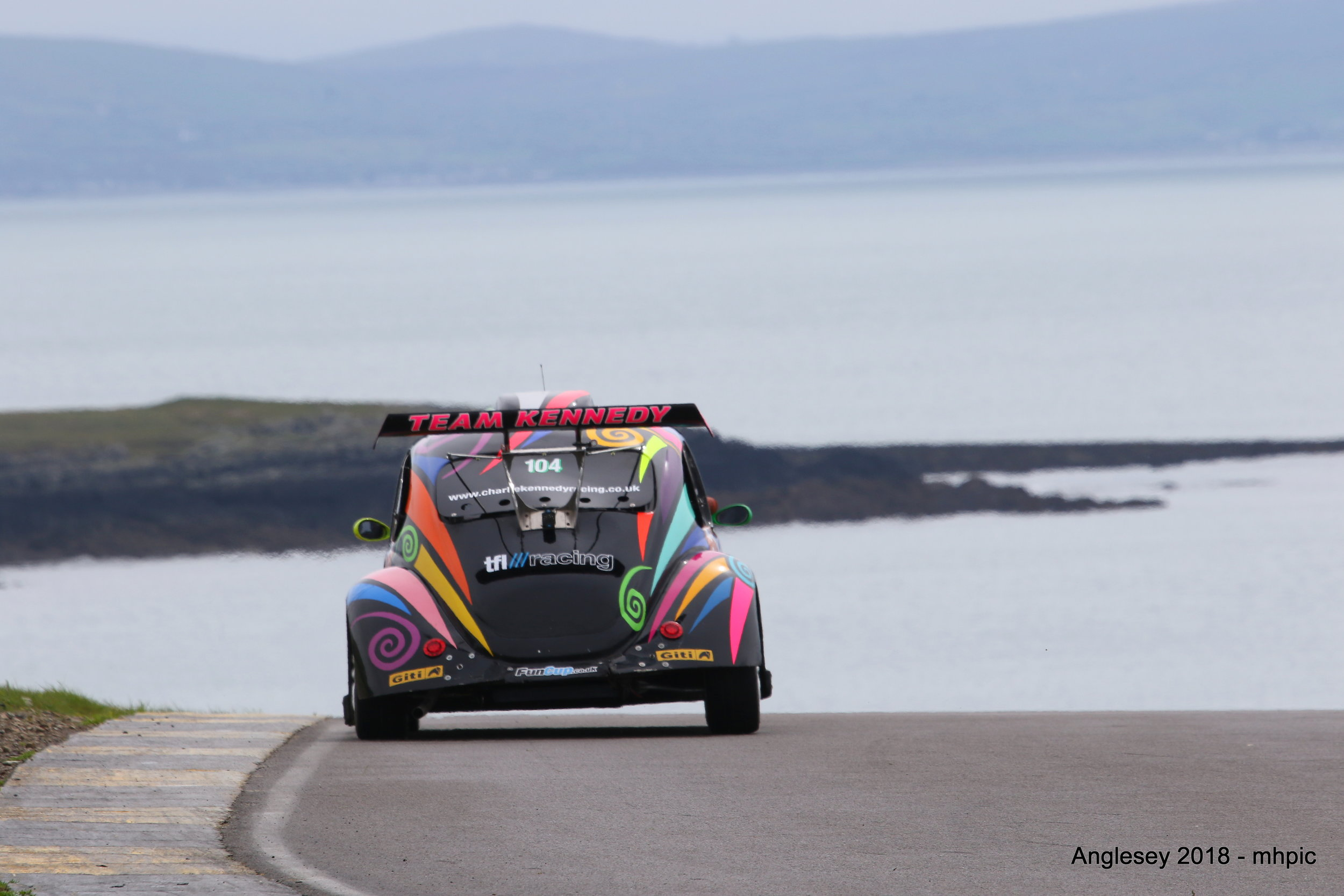 Anglesey Fun Cup, May 2018