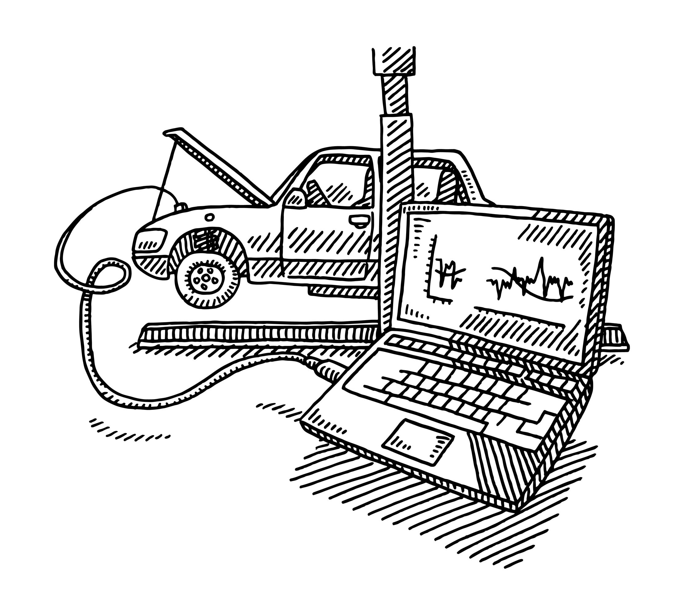 maintenance management for company car fleets