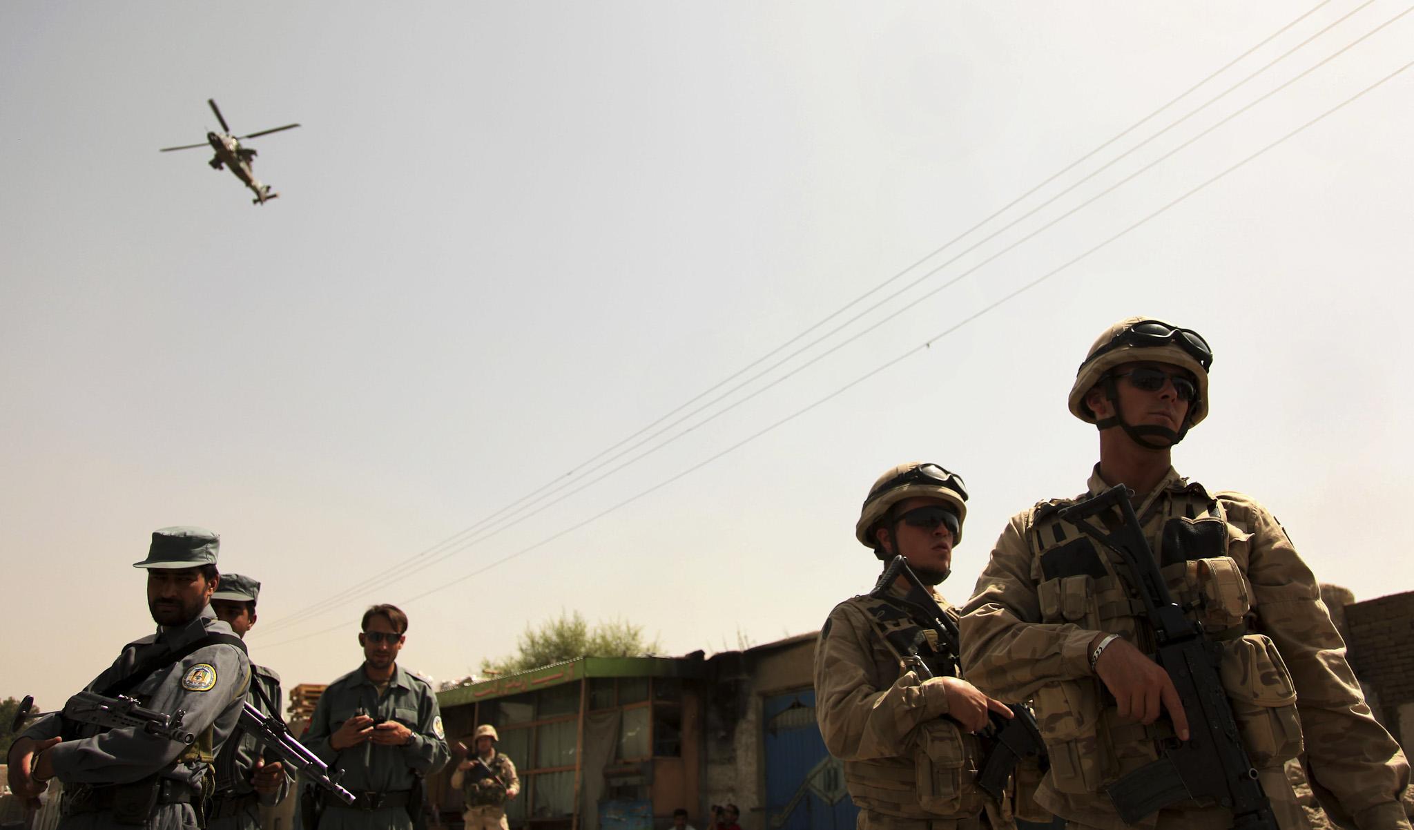 Photo; Afghan Eyes Photo Agency
