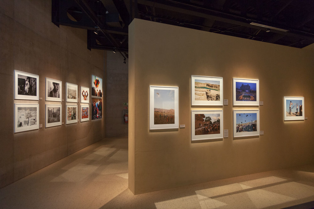 Previous featured project: - Afghan Tales Exhibition