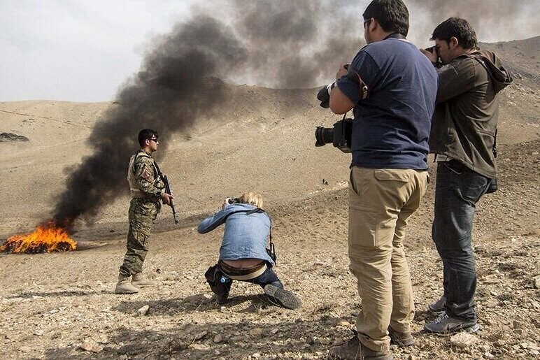 A.P.N.Project Components: Capacity building among Photographers in Afghanistan, Professional Network.Geographical Scope: Afghanistan. -