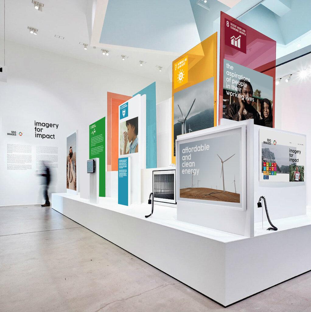 Oplæg til udstilling i Industriens Hus, København