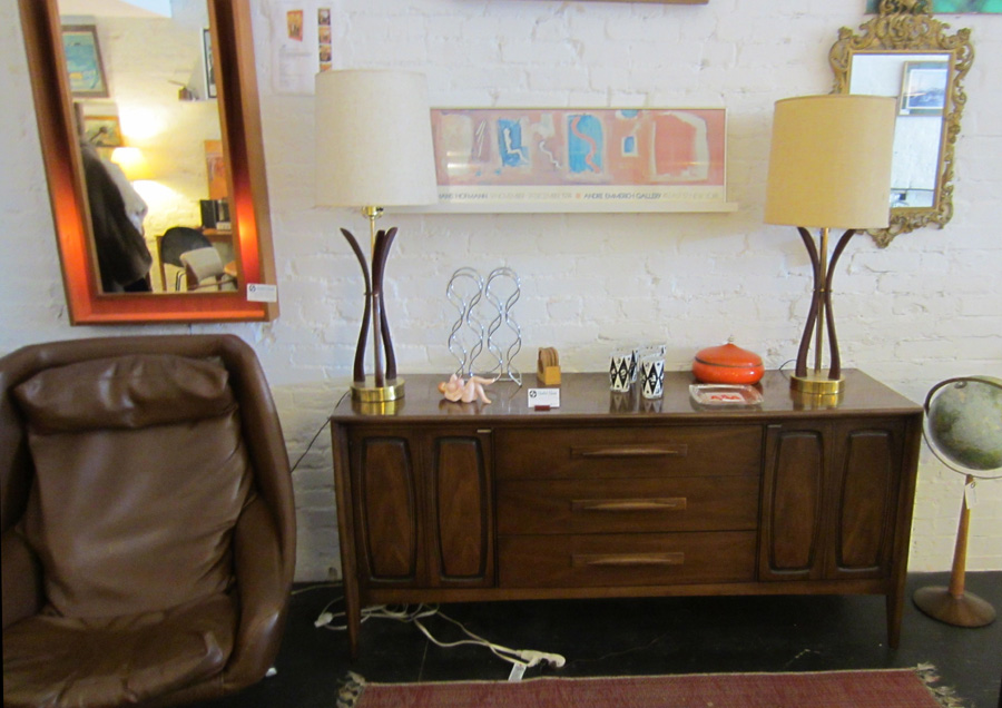 "Broyhill ""Emphasis"" Long Credenza – 1960s"