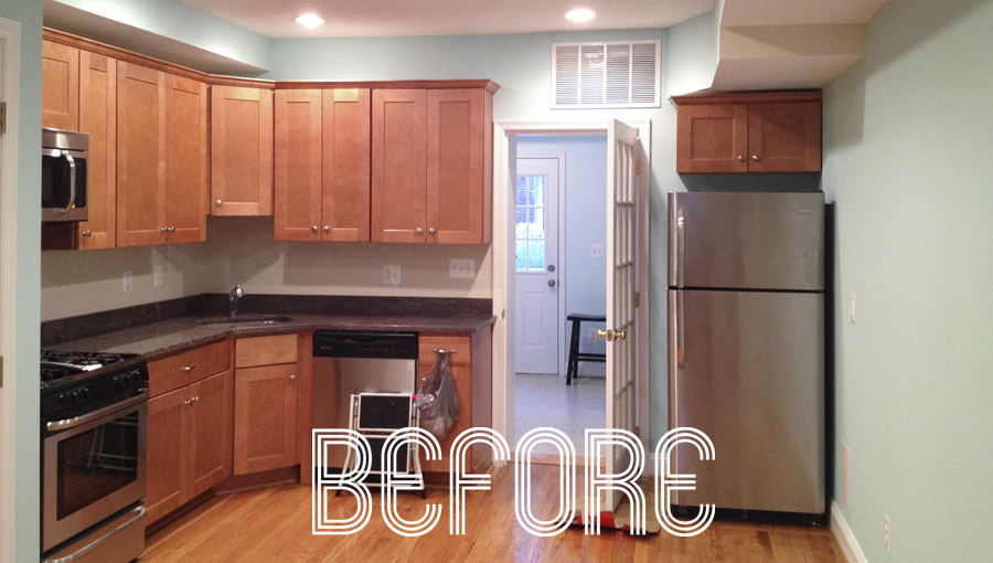 How To Paint Your Kitchen Cabinets Little House Big City