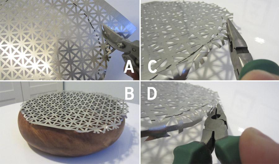 Steps for preparing aluminum sheet