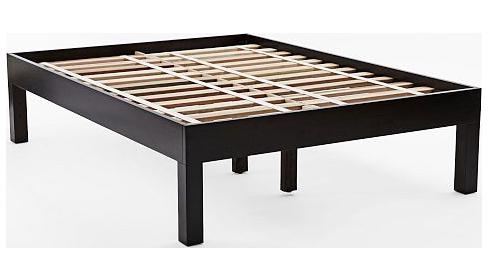 The West Elm Modern Bed Frame