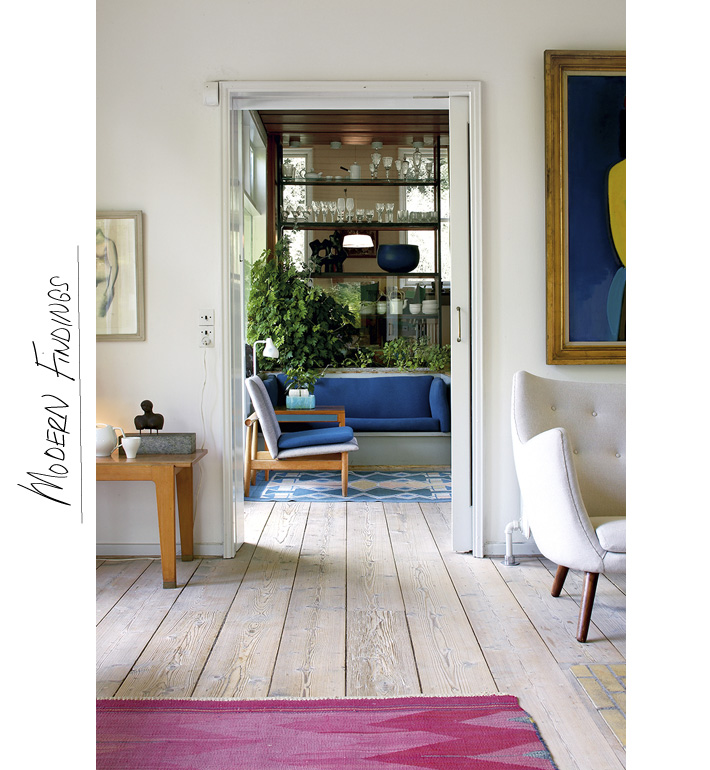 Beautiful whitewash floors found via modernfindings on tumblr