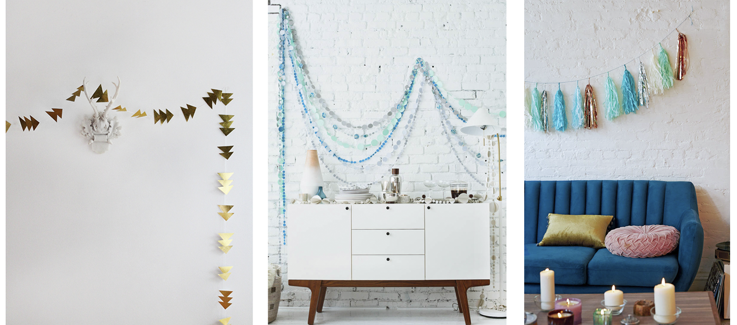 Almost Makes Perfect  |  Design Love Fest & West Elm  |  Studio Mucci Car Classic Fringe Banner