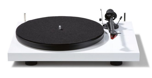 Pro-Ject Debut Carbon 2M-R Turntable in White