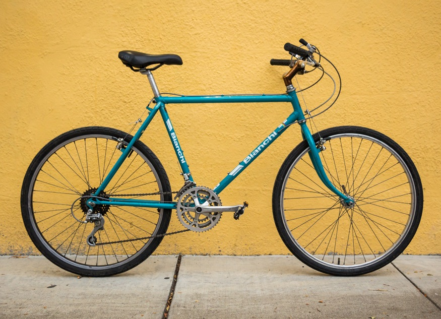 [SOLD] Bianchi Grizzly