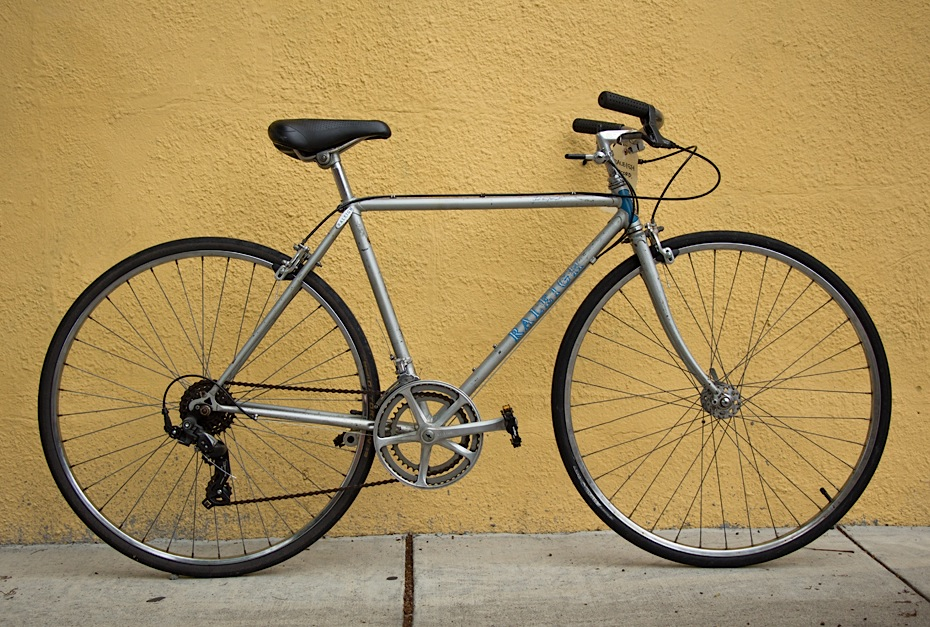 [SOLD] Raleigh Record