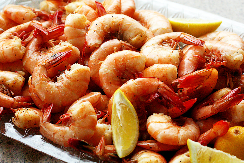 Boiled Peel-N-Eat Shrimp