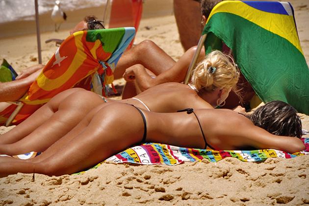 Nude Beach Masturbation Male