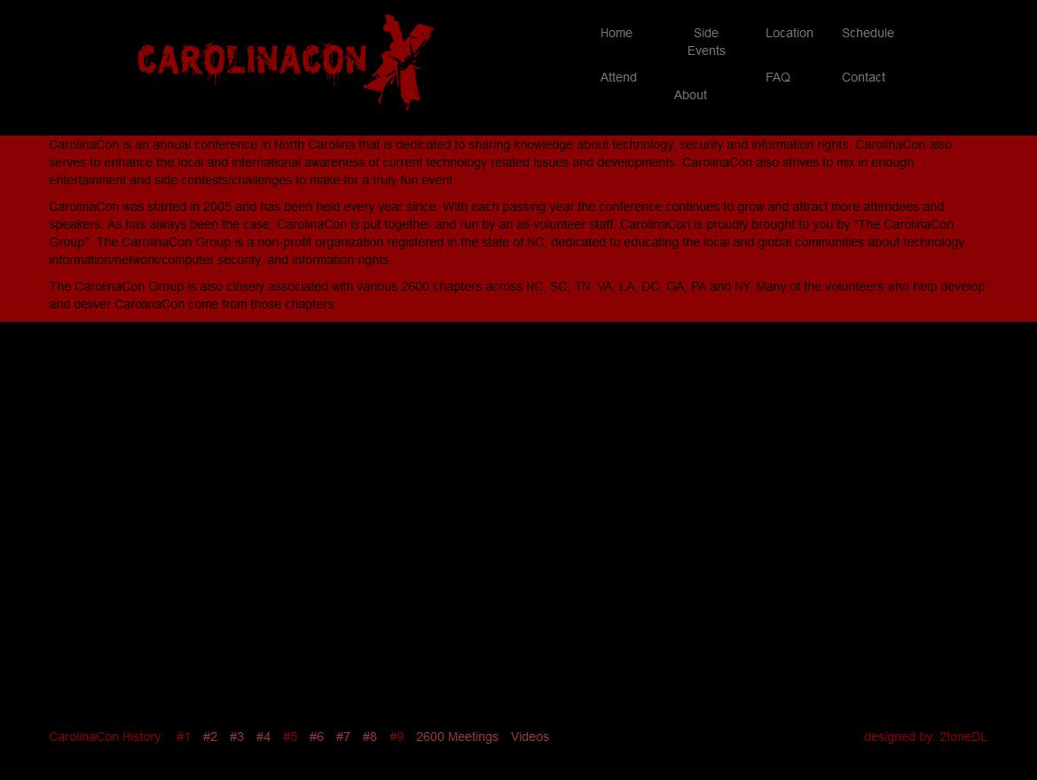CarolinaCon