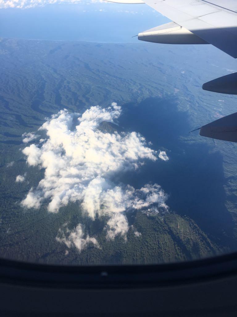 Over Munduk, Bali
