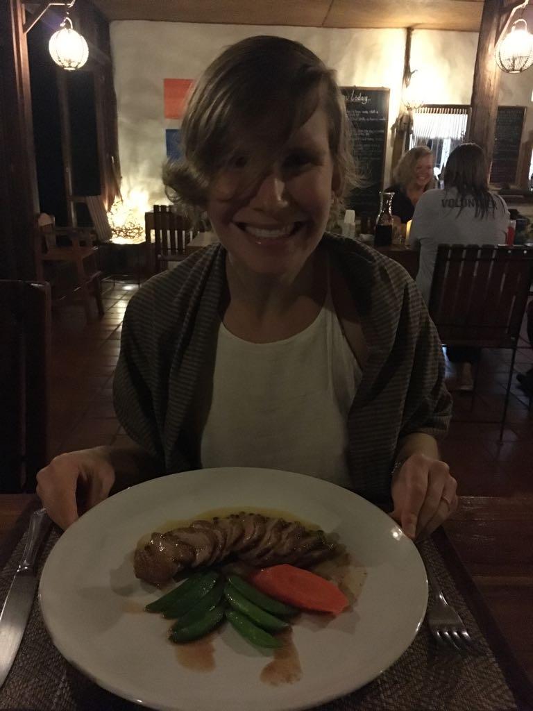 Dinner at Nest 1