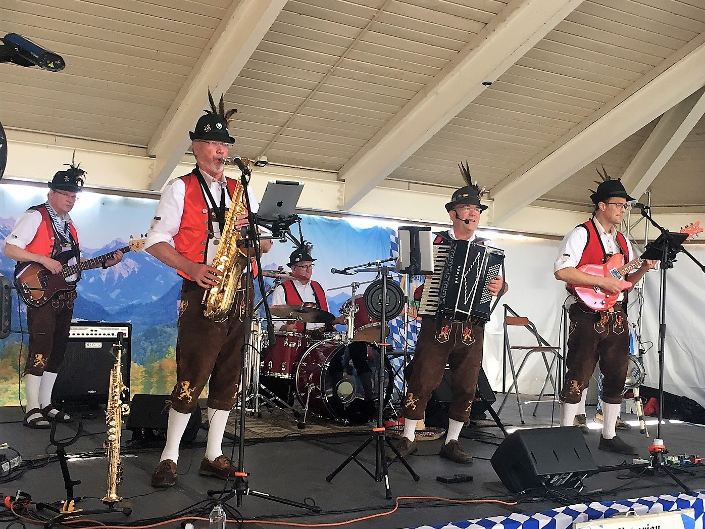 Bavarian Beer Garden Band