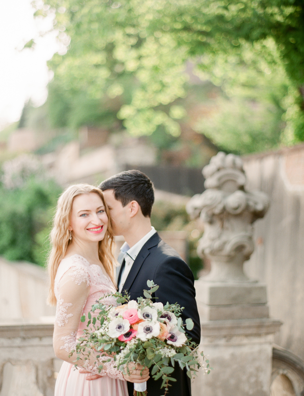 Tuscany Lake Como film wedding photographer Nikol Bodnarova Photography