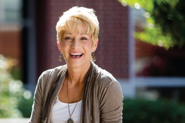 Dr. Melinda Gann, courtesy of the Beacon