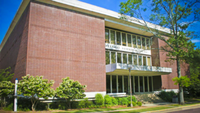 Hederman Science Building, Courtesy of MC
