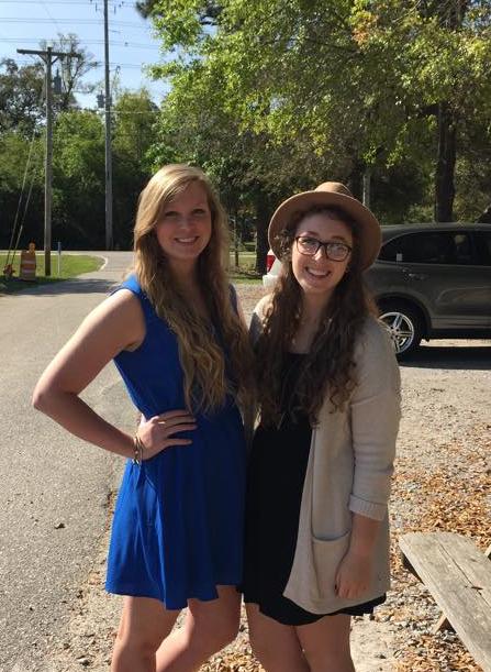 Me & Erin Easter 2015.