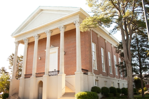 Provine, the home of the Christian Studies and Philosophy Department