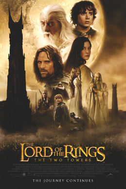 The Lord of the Rings has three movies, as well as three Hobbit movies!
