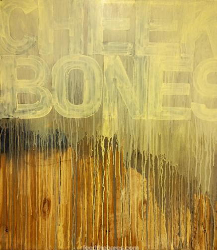 High Cheek Bones. Micah Wesley