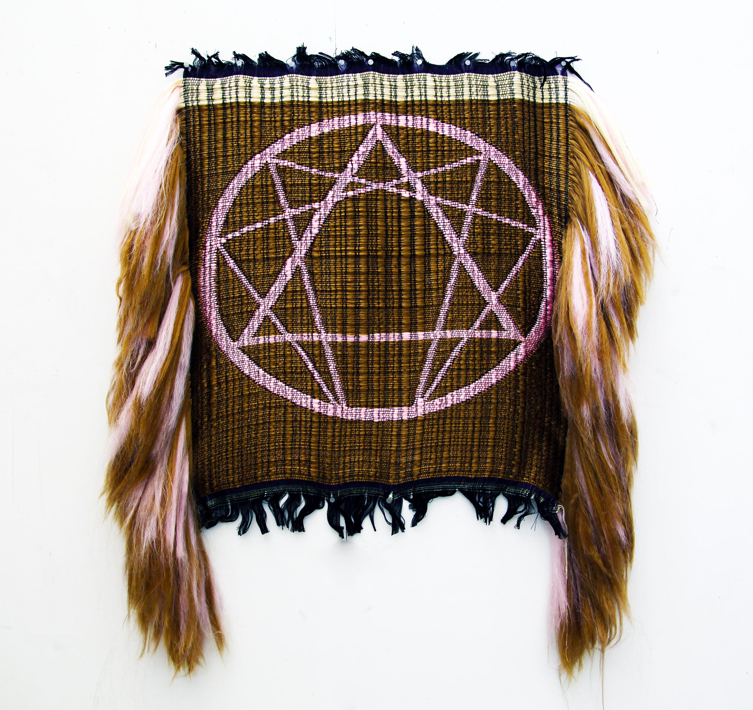 """Weave (for spell)"". Amaryllis DeJesus Moleski"