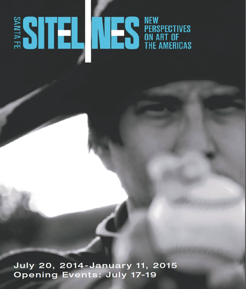 SITElines Santa Fe featuring the work of Jamison Chas Banks