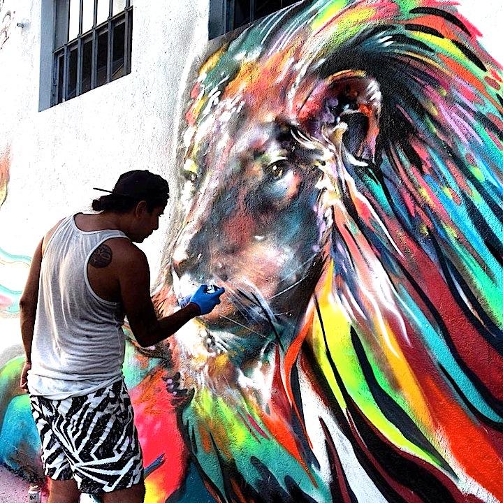Little Havana, Miami.  Yatika Starr Fields 2013
