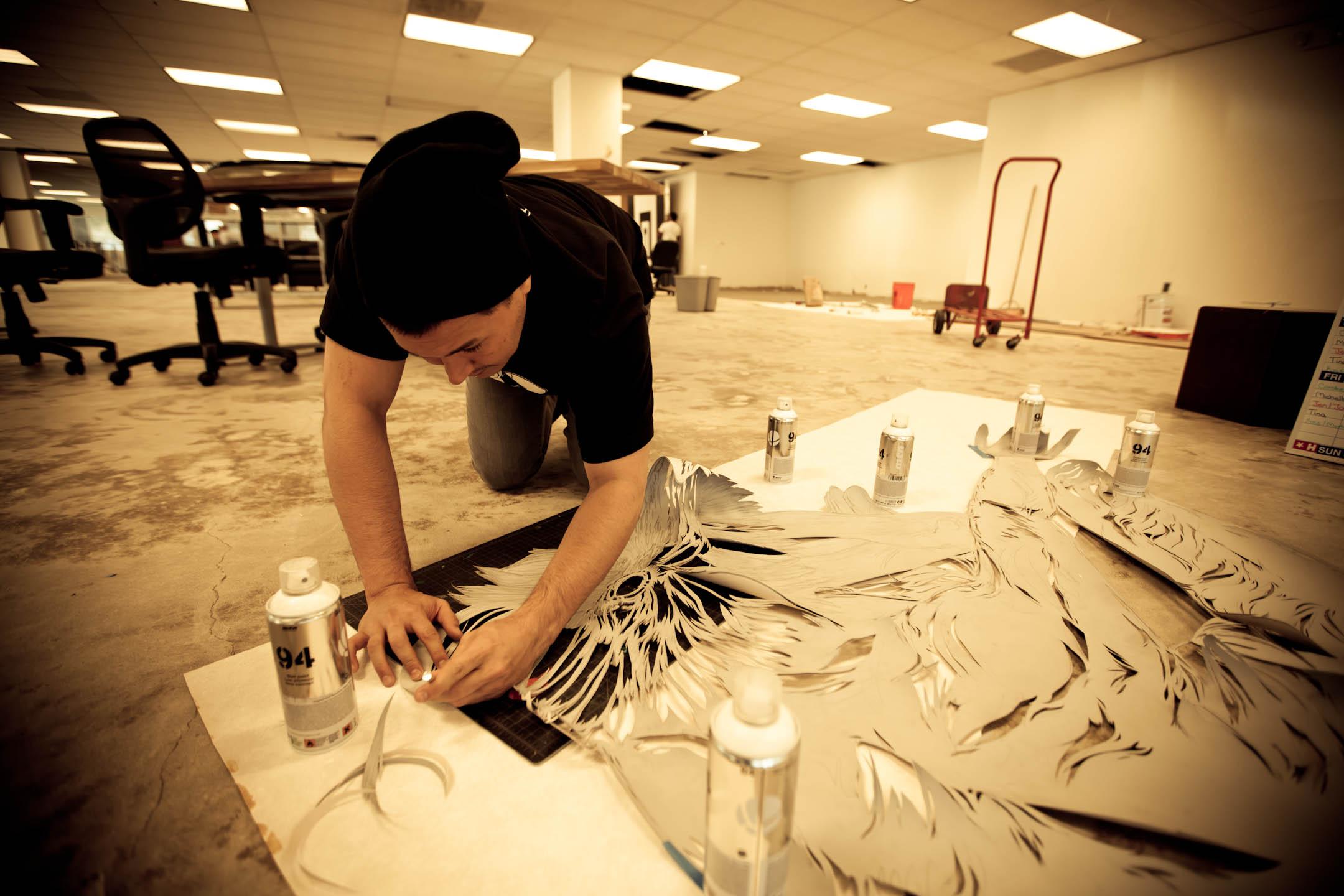 Ian  Kuali`i. Photo by Andy Kim