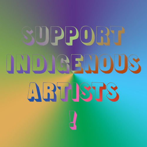 SUPPORT LIVING INDIGENOUS ART CREATORS. @riseindigenous is dedicated to Indigenous Queer, Trans, Gender Gradient/Non-Conforming, Two Spirit, and Matriarchal/Female bodies communities. Supporting R.I.S.E. allows this initiative to continue creating/reclaiming spaces for these dialogues to live and for Indigenous voices to thrive! Support Indigenous Artists!