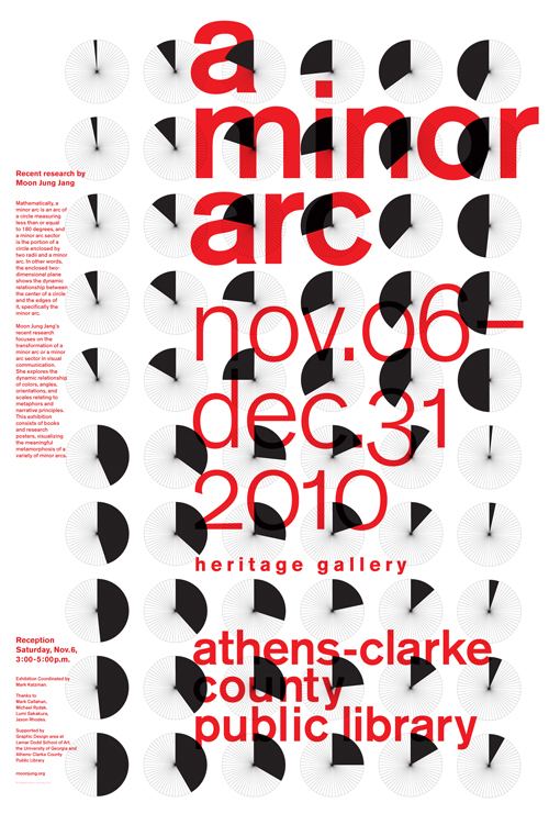A Minor Arc, Poster, 2010