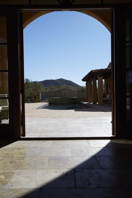 Private Residence Doorway-Before