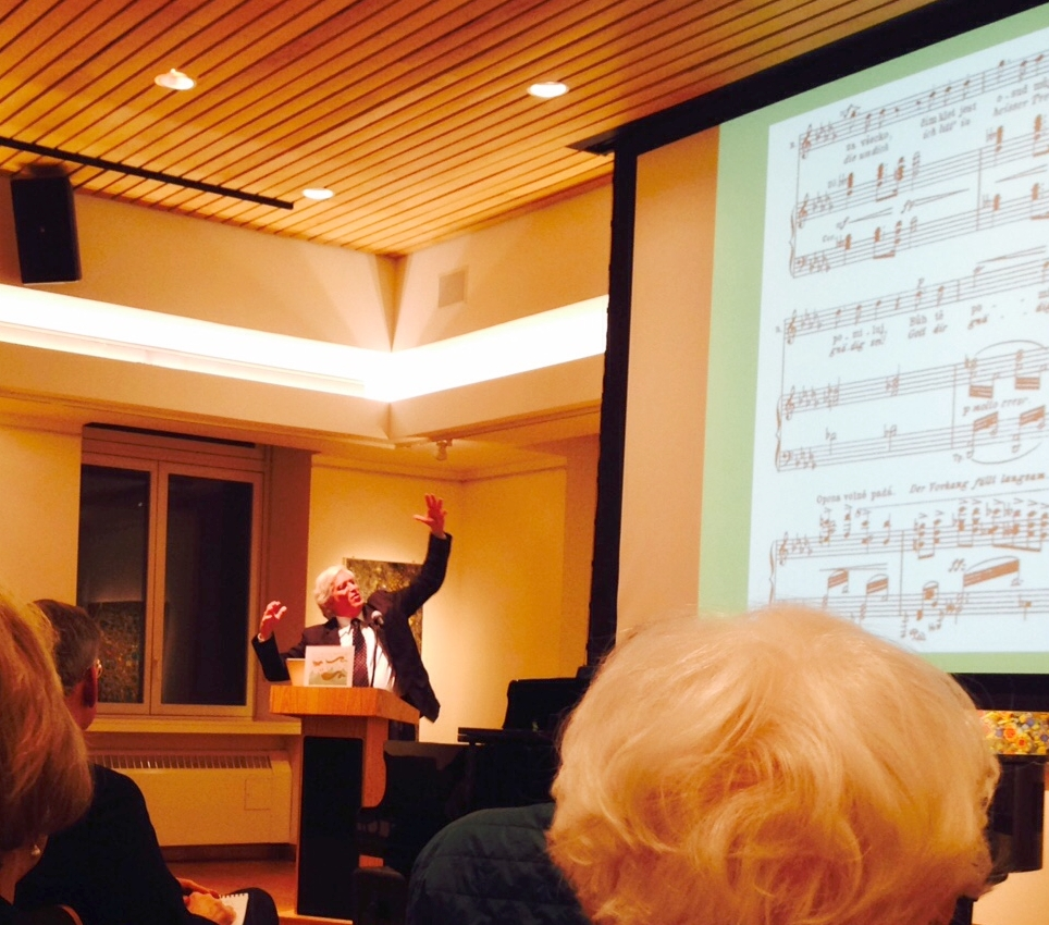 Professor Beckerman explains Rusalka's music and meaning