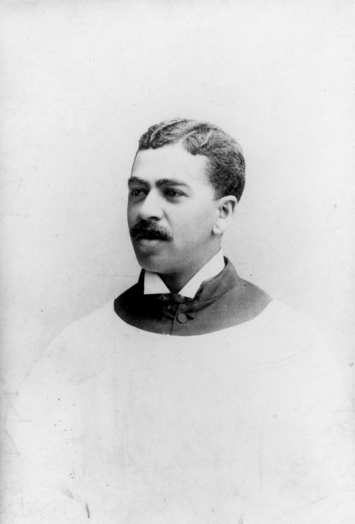 Harry T. Burleigh, African-American composer, arranger and professional singer. Photo courtesy of Jean E. Snyder.