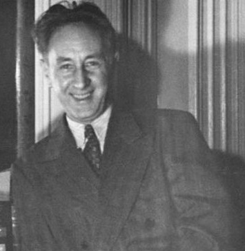 Bohuslav Martinů, circa 1942-43: Courtesy of Bohuslav Martinů Centre in Polička.