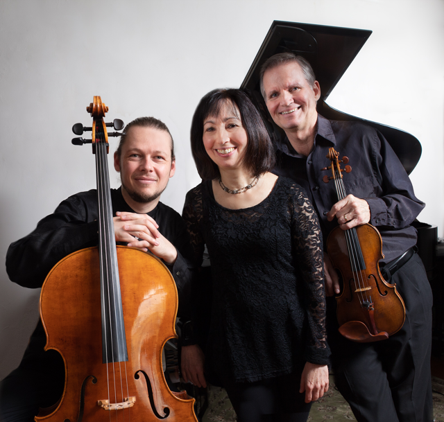 Apollo Trio, Photo by Ralph Gabriner.