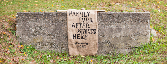 Happily Ever After Starts Here - IMAGE SINGULIERE